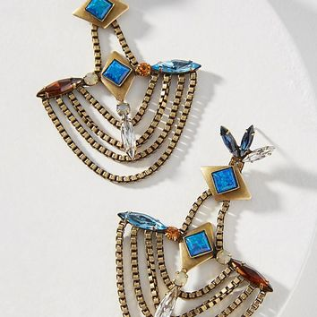 Barcelona Chandelier Drop Earrings