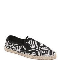 Billabong Playa Del Espadrilles - Womens Shoes - Black