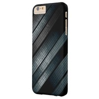 Metal silver iPhone 6 plus case