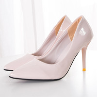 Stiletto Pointed Toe Pumps