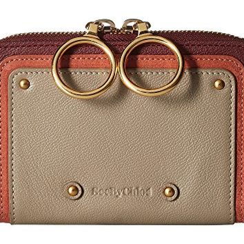See by Chloe Small Zip Around Continental Wallet