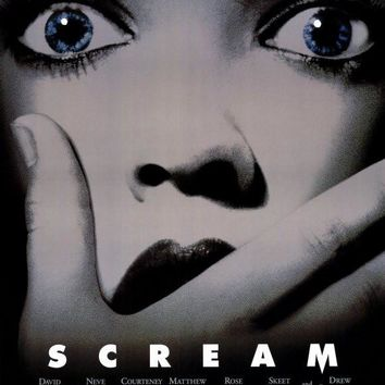 Scream 27x40 Movie Poster (1996)