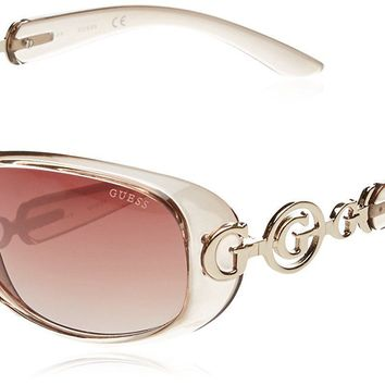 Guess Women's Wide Sunglasses