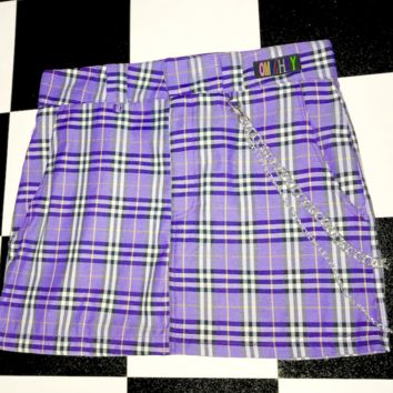 SWEET LORD O'MIGHTY! DAPHNE BLAKE CHAIN SKIRT