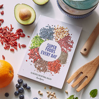 Super Foods Every Day: 65 Recipes For Optimal Health By Sue Quinn | Urban Outfitters