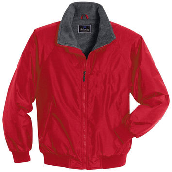 Holloway 229612Tall Scout Jacket - Scarlet Charcoal Heather