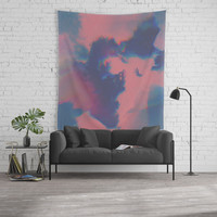 Dream Mood Wall Tapestry by duckyb