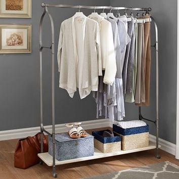 NEW YORK CLOSET CLOTHES RACK