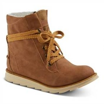 Mad Love® Women's Wanda Shearling Style Boots : Target