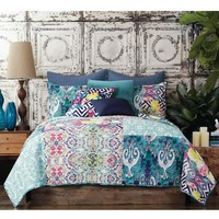 Tracy Porter® Poetic Wanderlust® Florabella Quilt in Multi