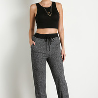 Carly Grey Jogger Pants