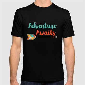 Adventure Awaits T-shirt by Cute To Boot