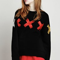 Nina Donis Printed Sweater - WOMEN - SALE - Nina Donis - OPENING CEREMONY