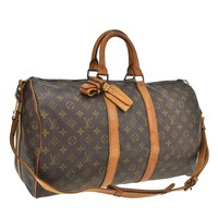 Louis Vuitton Keepall Weekend/Travel Bag 2507 (Authentic Pre-owned)