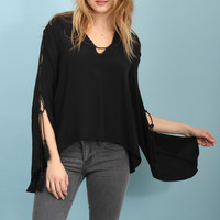 Decker Stella Top - Black