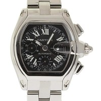 Cartier Roadster Swiss-Automatic Male Watch W62020X6 (Certified Pre-Owned)
