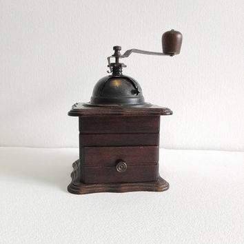 Coffee grinder, french vintage, Country house, shabby chic, antique french, french style, vintage coffee, french coffee, vintage france
