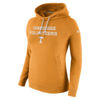 Nike Stadium Rally Funnel Pullover (Tennessee) Women's Hoodie