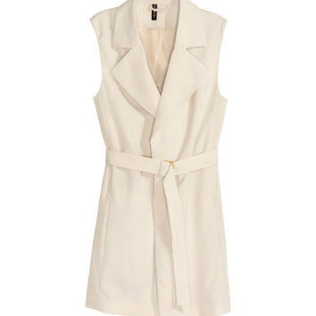 Long Vest - from H&M