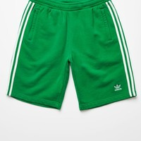 adidas 3-Stripes Active Drawstring Shorts at PacSun.com