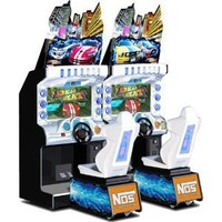 Namco Dead Heat Arcade Racing Game