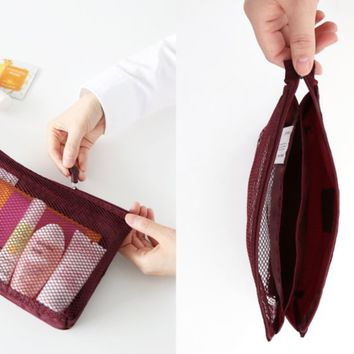 MochiThings: Large Monopoly Mesh Pouch