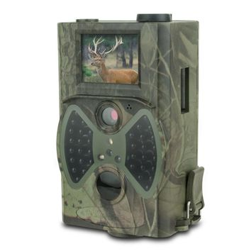 Amcrest ATC-1201 12MP Digital Game Trail Camera with Integrated 2 LCD Screen