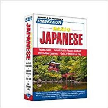 Pimsleur Basic Japanese Simon & Schuster's Unabridged