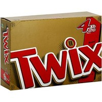 TWIX COOKIE CANDY BARS