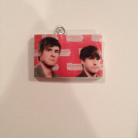 Smosh Anthony Padilla and Ian Hecox Charm by AlexTheGirlOfCrafts