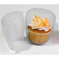 Cup-a-Cake cupcake carry case kid's School LUNCH