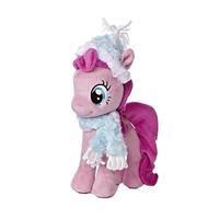 Pinkie Pie with Fuzzy Hat & Scarf My Little Pony Plush