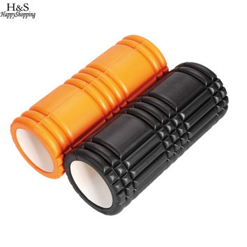 New Yoga Foam Roller for Physio Massage Pilates Tight Muscles Massage Roller Floating Point Fitness Gym Exercises EVA Yoga Block