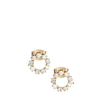 ASOS Circle Stud Earrings