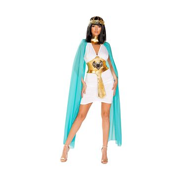 Roma 4926 - 3pc Egyptian Warrior Queen Costume