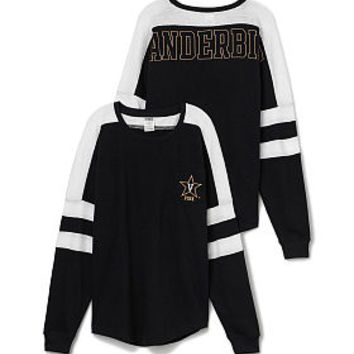Vanderbilt University Varsity Pocket Crew - PINK - Victoria's Secret