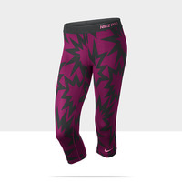 Check it out. I found this Nike Pro Printed Women's Training Capris at Nike online.