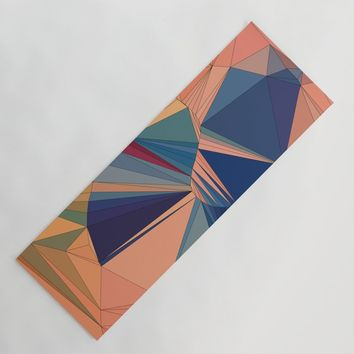 Everything is Everything Yoga Mat by duckyb