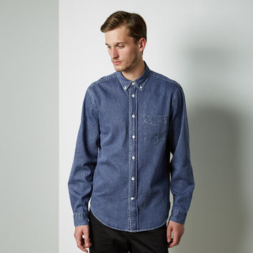 Isherwood Denim Shirt by Acne Studios