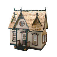 The Orchid Dollhouse by Corona @ miniatures.com