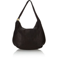 Monsoon Aloha Leather Slouch Bag