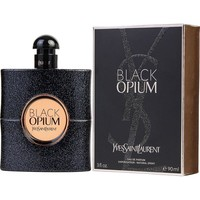 Black Opium by Yves Saint Laurent EAU DE PARFUM SPRAY 3 OZ for WOMEN ---(Package Of 5)