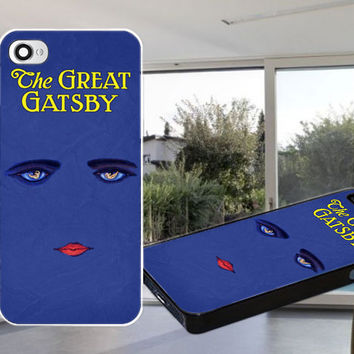 Great Gatsby Poster Case for iPhone 4,iPhone 4S,iPhone 5,iPhone 5S,iPhone 5C,Samsung Galaxy S2 / S3 / S4