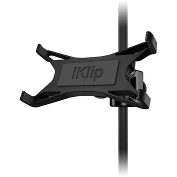 IK Hardware iKlip Xpand Microphone Stand Mount for Tablets