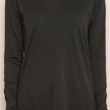 Amalie Top - Tops - Clothing