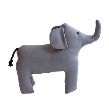 Fair Trade Elephant Stuffed Animal