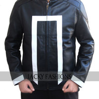 Agents of Shield Gabriel Luna Ghost Rider Jacket - Available in All Sizes