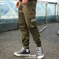 Casual Slim Outdoors Pants [6543160323]