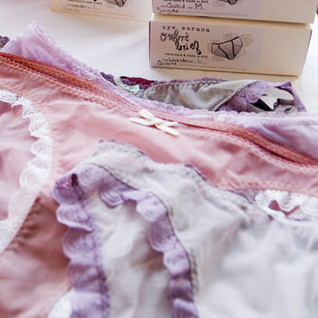 Panty Roulette Three-pack Gift Set (XS-3XL) 🌟Ships Next Day🌟