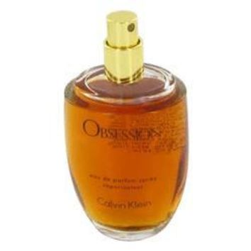 Obsession Eau De Parfum Spray 3.4 Oz for Women (Tester) By Calvin Klein